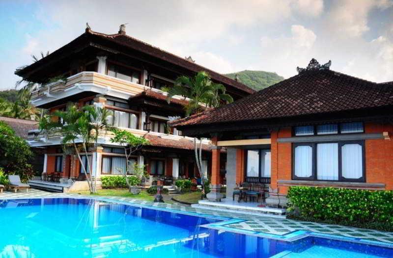 Holidays at Rishi Candidasa Beach Hotel in Candidasa, Bali