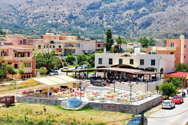 Holidays at Montreal Hotel in Georgioupolis, Crete