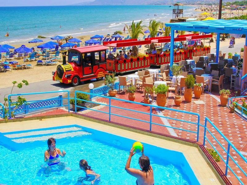 Fereniki holiday resort крит