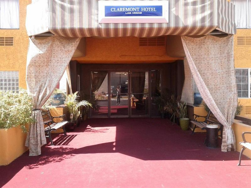 Holidays at Claremont Las Vegas Hotel in Las Vegas, Nevada