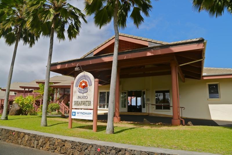 Holidays at Wyndham Shearwater in Princeville, Kauai
