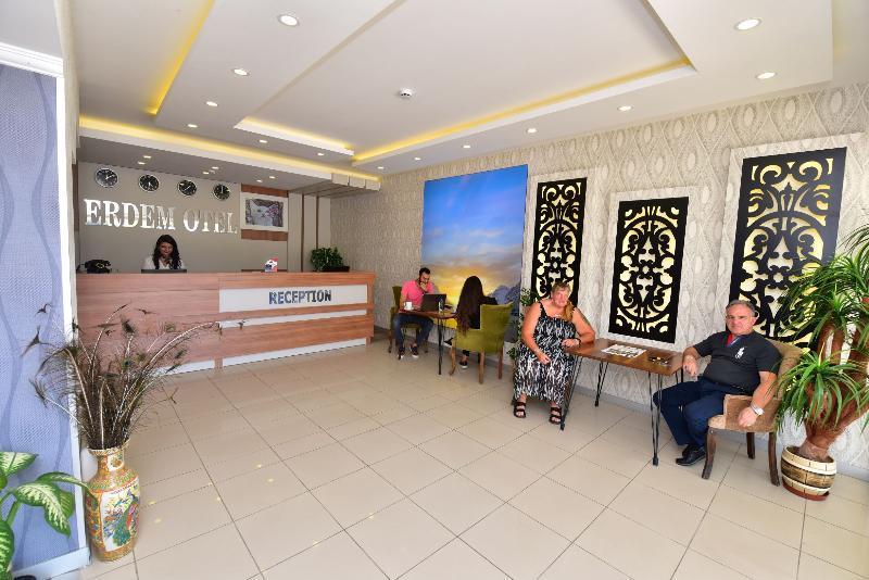 Holidays at Erdem Hotel in Antalya, Antalya Region