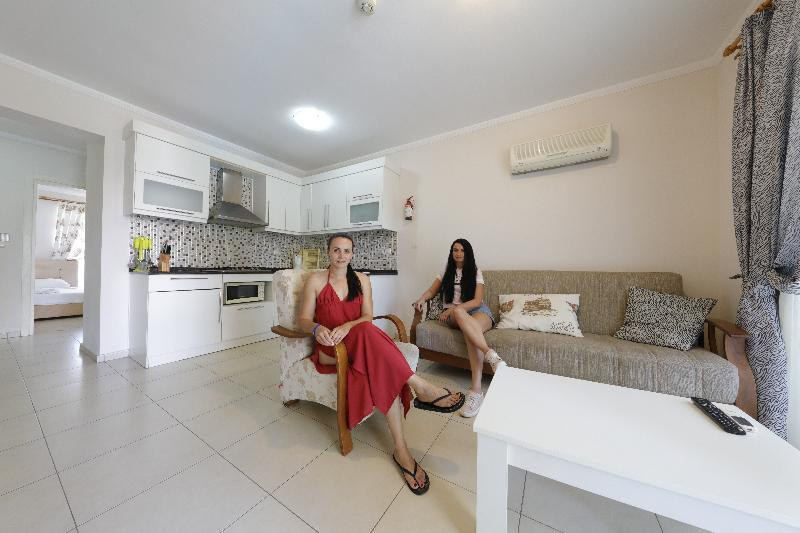 Holidays at Golden Life Blue Green Residence in Calis Beach, Dalaman Region
