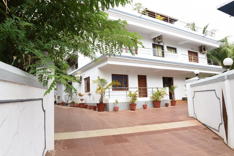 Holidays at The Verda Express Aba Hotel in Morjim, Goa