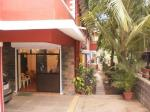 Holidays at Famafa Hotel in Arambol Beach, Goa