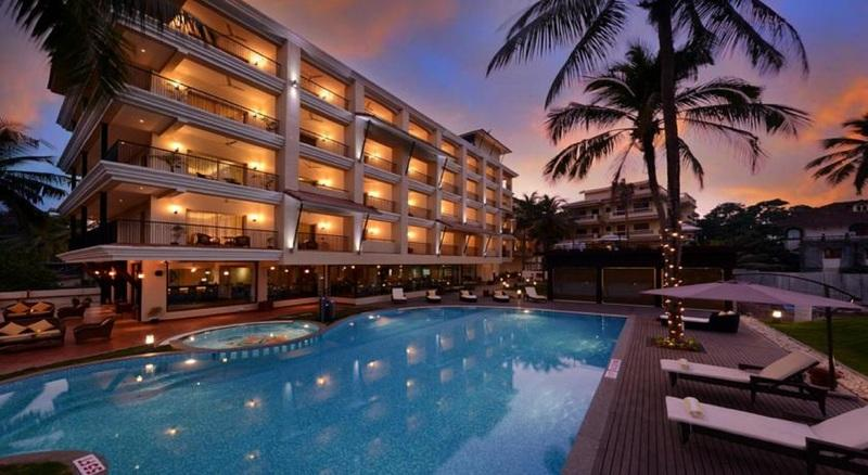 Holidays at Golden Tulip Goa Hotel in Candolim, India