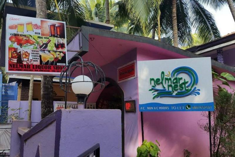 Holidays at Nelmar Nest Guest House in Calangute, India