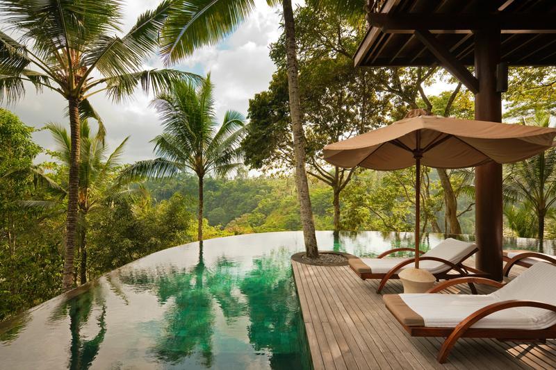 Holidays at Como Shambhala Estate Hotel in Ubud, Bali