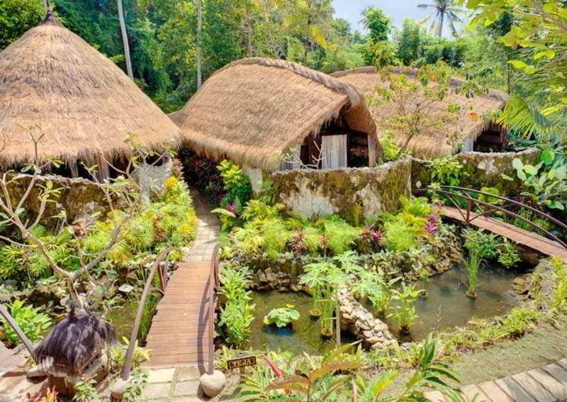 Holidays at Fivelements Puri Ahimsa Hotel in Mambal, Ubud