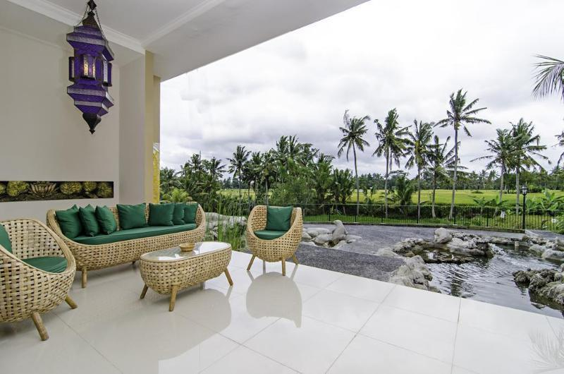 Holidays at Green Field Hotel and Bungalows in Gianyar, Ubud