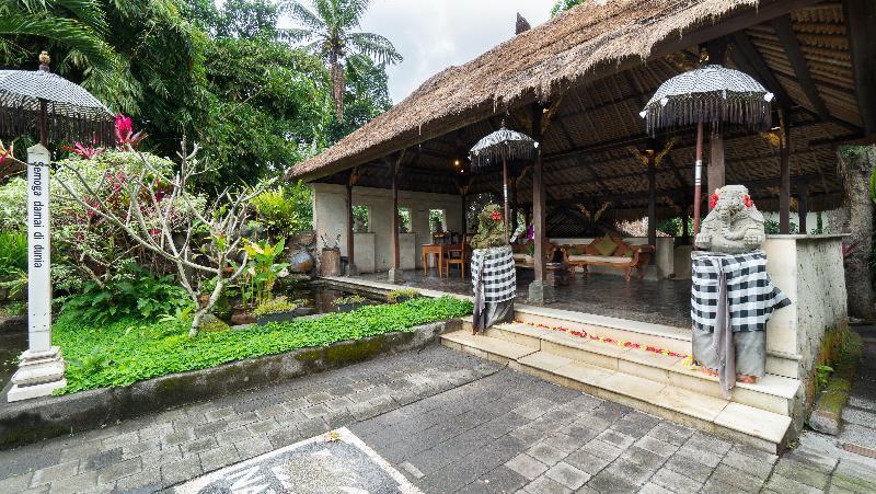 Holidays at Natura Resort And Spa Hotel in Ubud, Bali