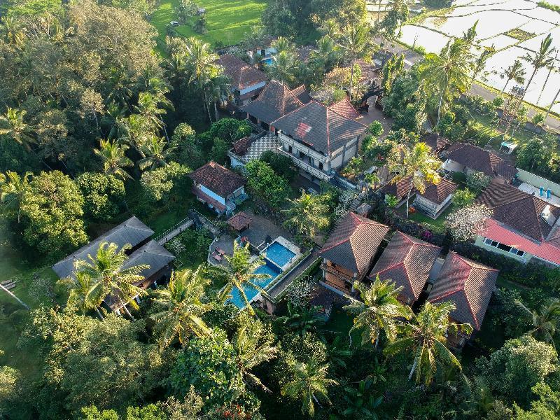 Holidays at Puri Saron Hotel Villa & Spa Hotel in Gianyar, Ubud