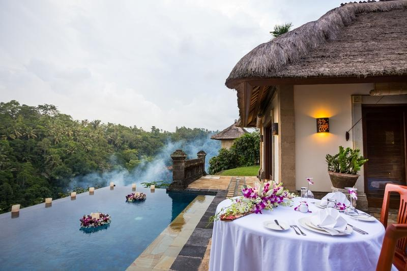 Puri wulandari boutique resort spa hotel ubud bali for Boutique spa hotels uk