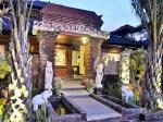 Holidays at Taman Harum Cottages in Mas, Ubud