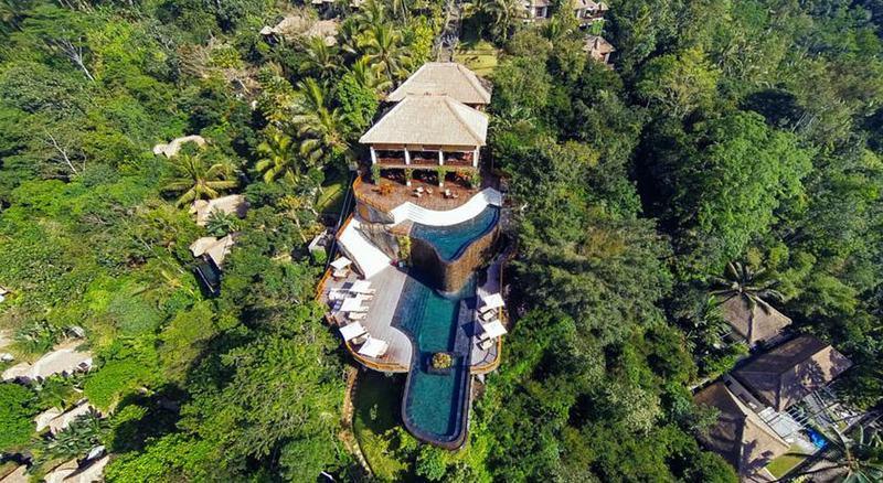 Holidays at Hanging Gardens of Bali in Payangan, Ubud