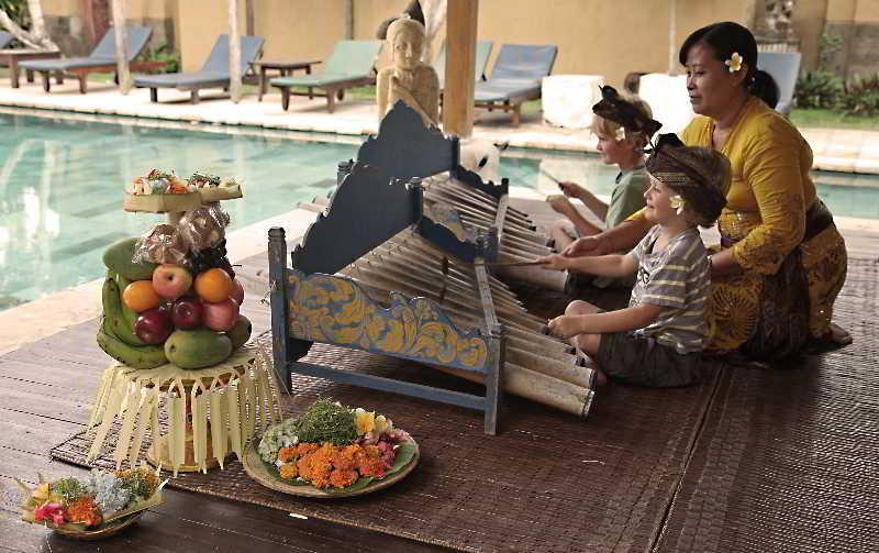Holidays at Sungu Resort and Spa in Ubud, Bali