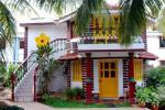 Holidays at Villa Bomfin Hotel in Baga Beach, India