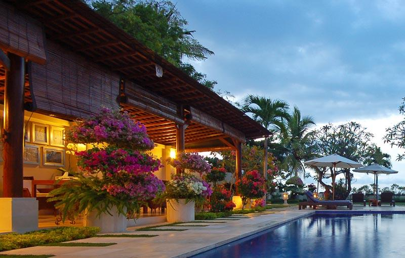 Holidays at Frangipani Beach Hotel in Lovina, Bali