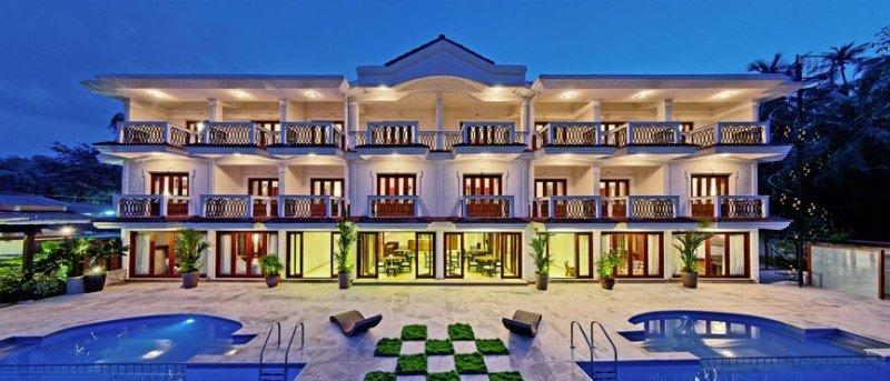 Holidays at White Pearl Suites in Baga Beach, India