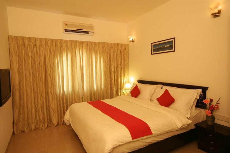 Holidays at Calangute Grande Hotel in Calangute, India
