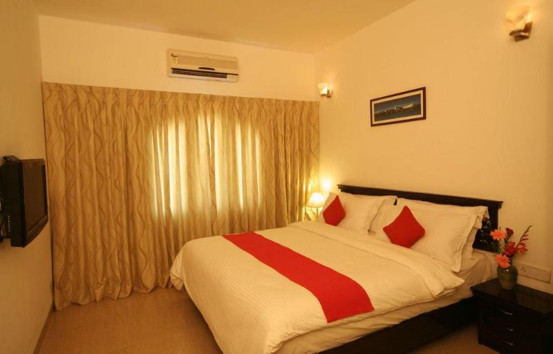 Holidays at Calangute Grande Hotel in Calangute, India