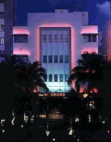 Holidays at Richmond Hotel in Miami Beach, Florida