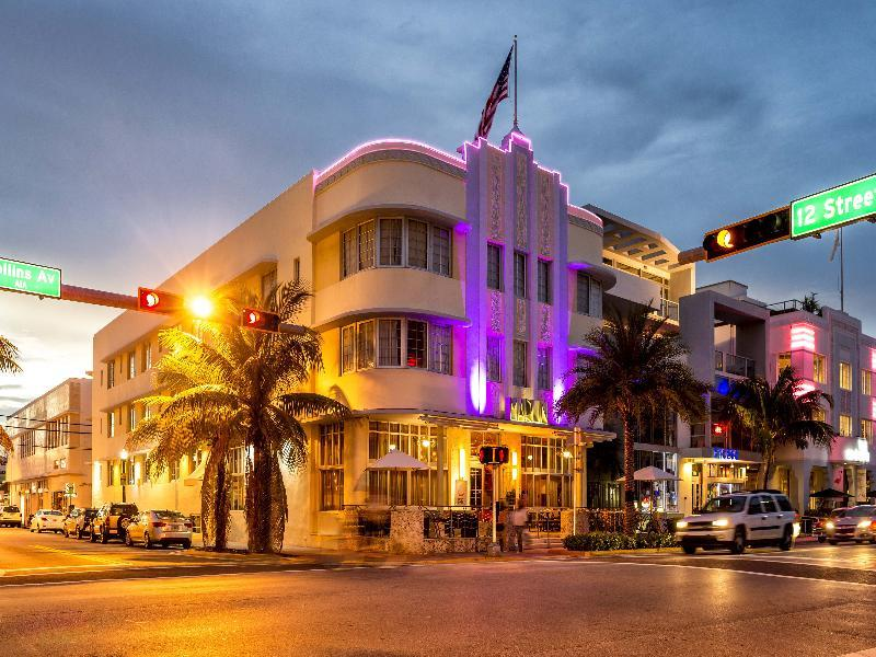 Holidays at Marlin Hotel in Miami Beach, Miami