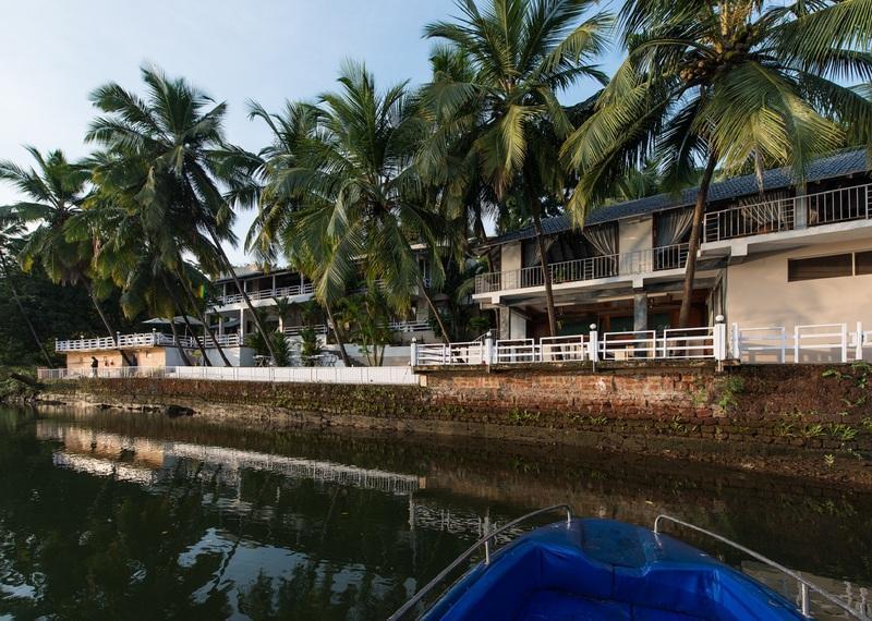 Holidays at Casa Colvale Hotel in Goa, India