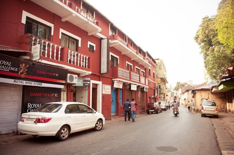 Holidays at Casa Paradiso Hotel in Goa, India