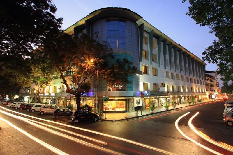 Holidays at Fidalgo Hotel in Goa, India