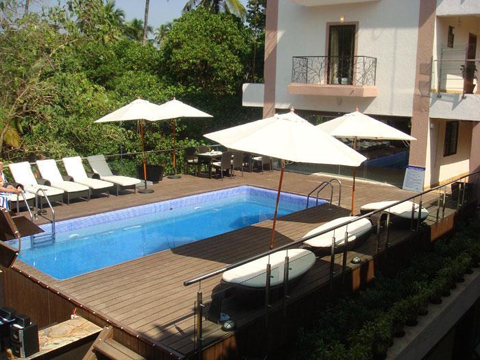 Holidays at Nitya Resort Hotel in Calangute, India