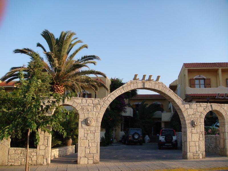 Holidays at Lili Hotel in Amoudara, Crete