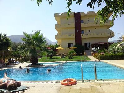Holidays at Stork Hotel in Amoudara, Crete
