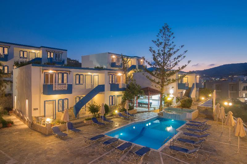 Holidays at Belvedere Apartments in Aghia Pelagia, Crete