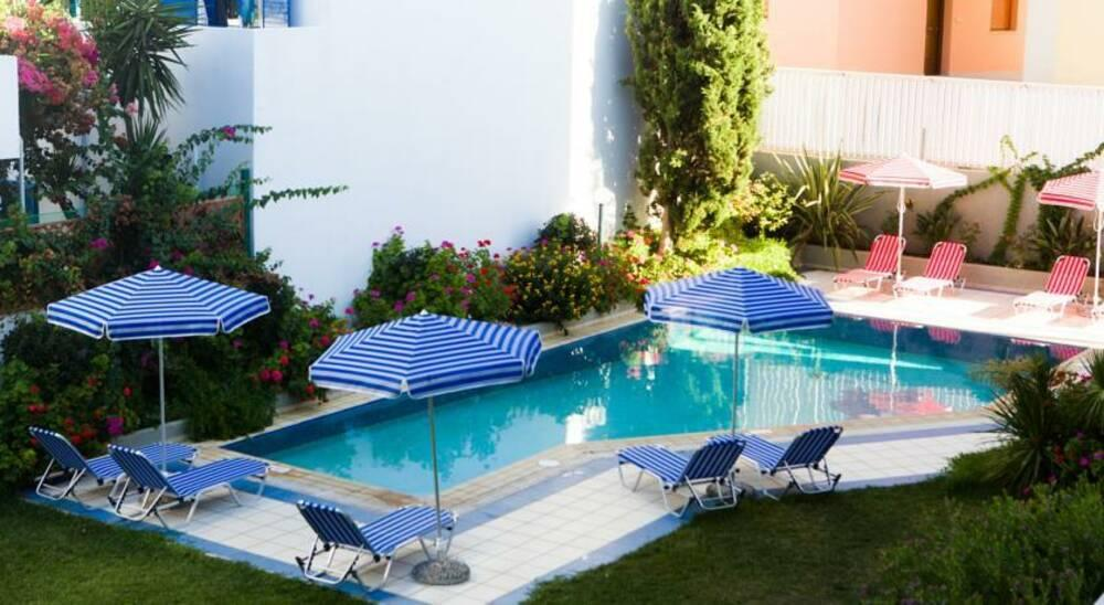 Holidays at Panormo Beach Hotel in Panormos, Crete