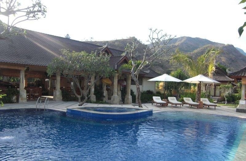 Holidays at Arya Amed Beach Resort Hotel in Karangasem, Candidasa