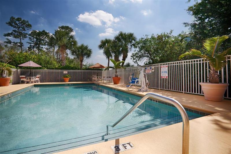 Holidays at Best Western Plus Universal Inn in Orlando International Drive, Florida