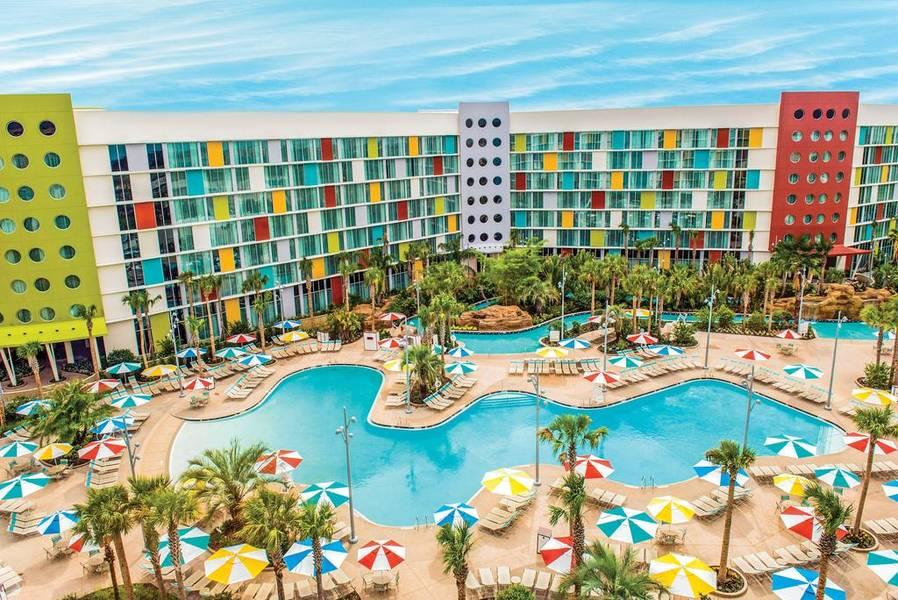 Holidays at Universals Cabana Bay Beach Resort in Orlando International Drive, Florida