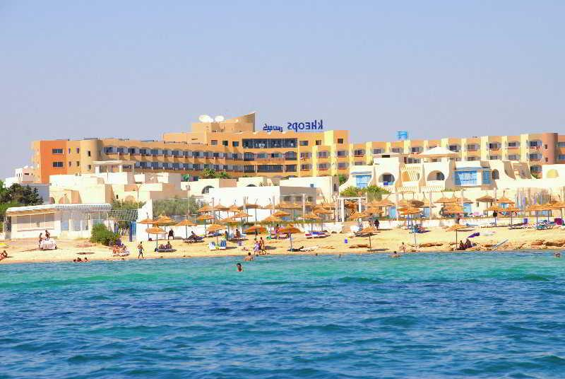 Holidays at Kheops Hotel in Nabeul, Hammamet