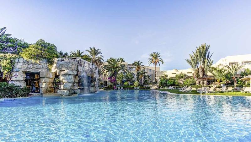 Holidays at Club Magic Life Africana Imperial Hotel in Hammamet, Tunisia