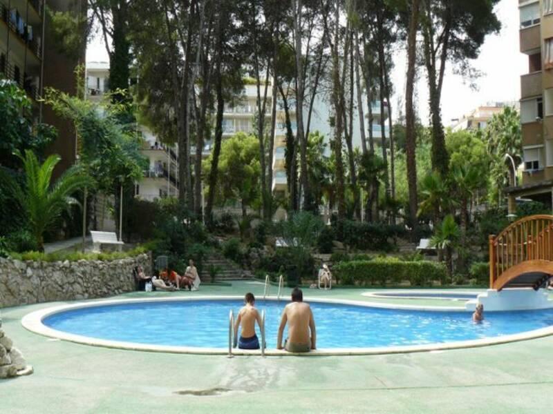 Holidays at Arquus Park Apartments in Salou, Costa Dorada