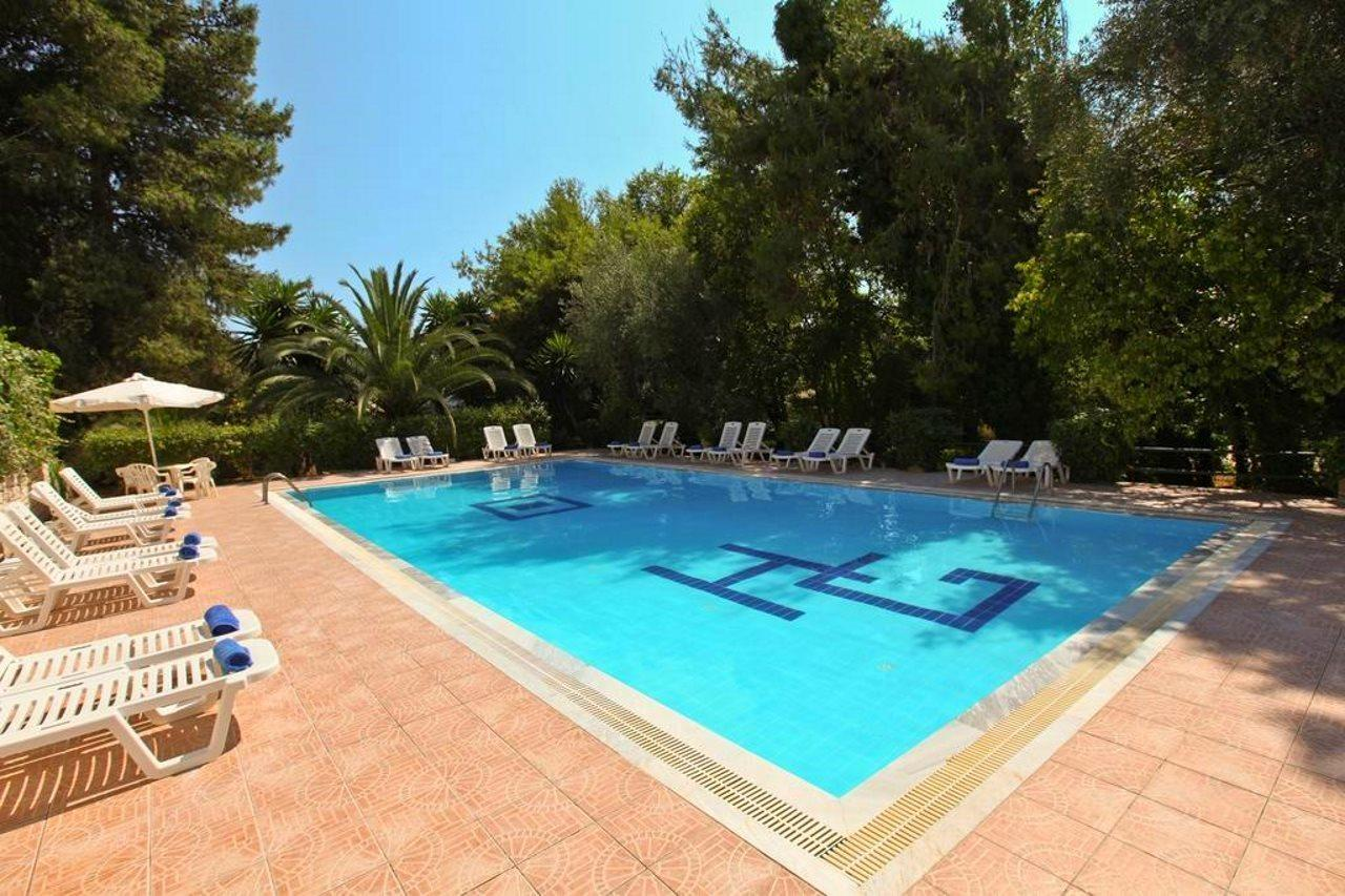 Holidays at Galaxias Hotel in Gouvia, Corfu