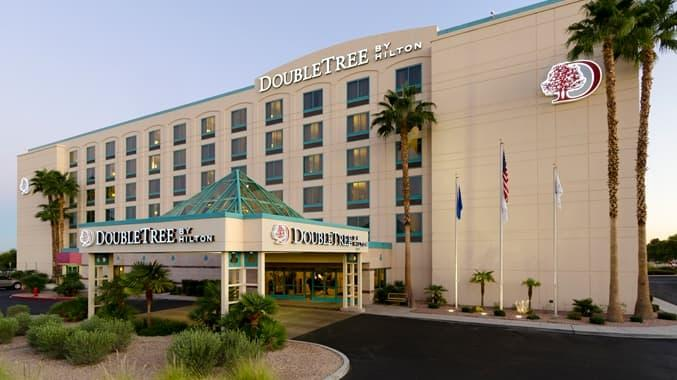Holidays at Doubletree By Hilton Hotel Las Vegas Airport in Las Vegas, Nevada