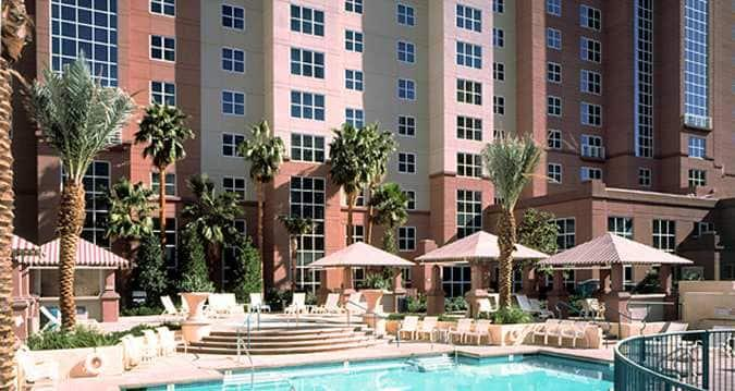 Holidays at Hilton Grand Vacations Suites At Flamingo in Las Vegas, Nevada