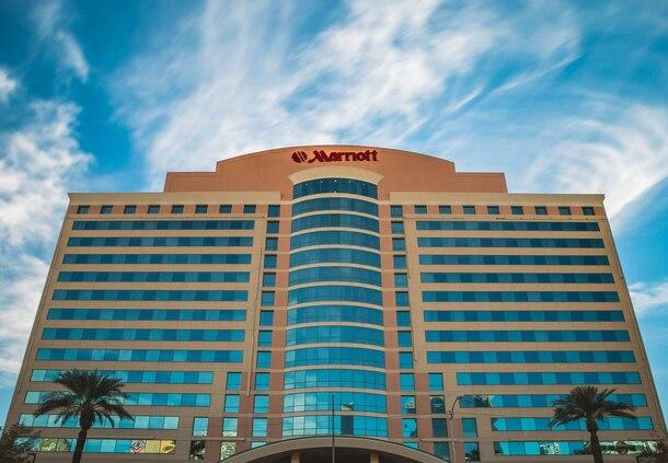 Holidays at Las Vegas Marriott Suites Hotel in Las Vegas, Nevada