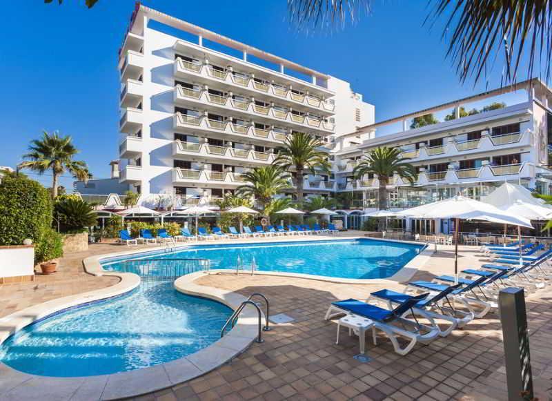 Holidays at Cristobal Colon Hotel in Playa de Palma, Majorca