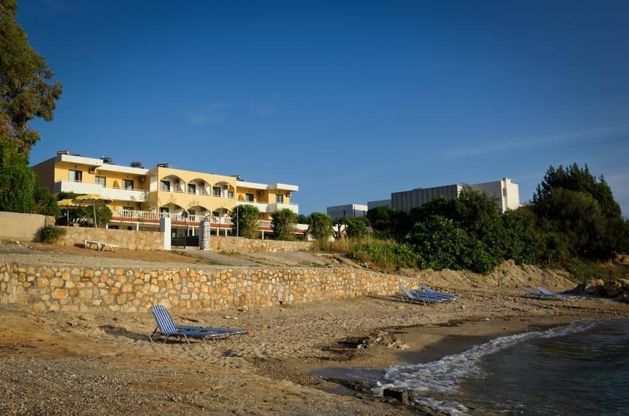 Holidays at Anthi Maria Studios & Apartments in Pefkos, Rhodes