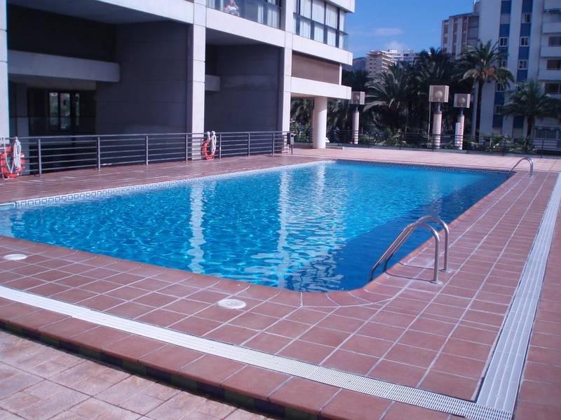 Holidays at Santa Margarita Apartments in Benidorm, Costa Blanca