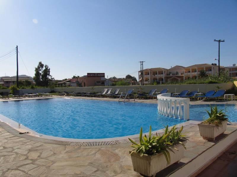 Holidays at Alexis Pool Hotel Apartments in Sidari, Corfu