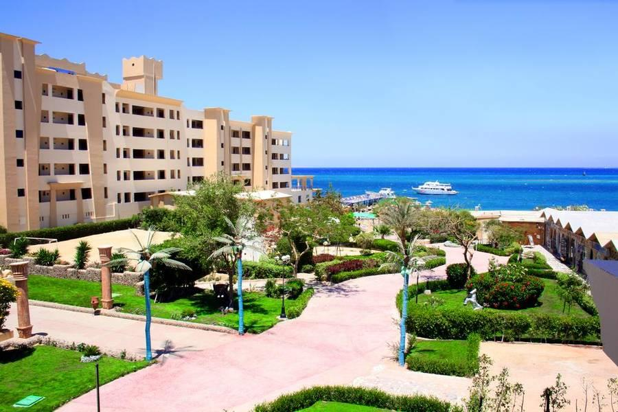 Holidays at King Tut Resort in Hurghada, Egypt
